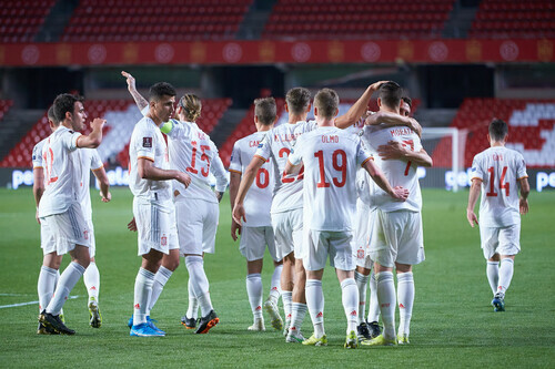 Испания – Косово – 3:1. Видео голов и обзор матча