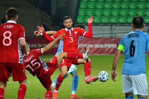 Молдова – Израиль – 1:4. Видео голов и обзор матча