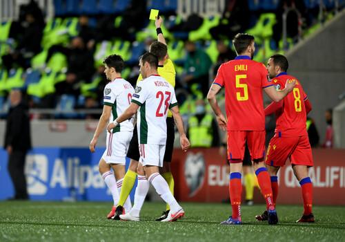 Андорра – Венгрия – 1:4. Видео голов и обзор матча