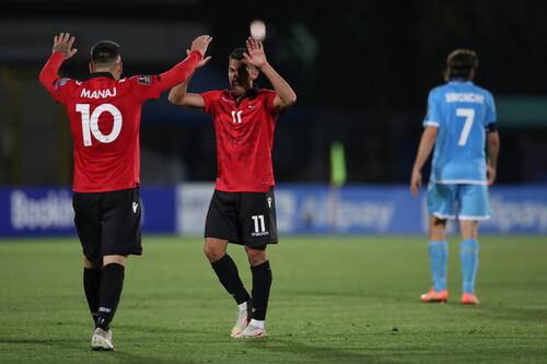 Сан-Марино – Албанія – 0:2. Відео голів та огляд матчу