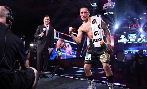 Мексиканский чемпион хочет боя с Ломаченко