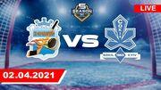 Кременчук – Сокіл. 1/2 фіналу, матч 2. Дивитися онлайн. LIVE трансляція