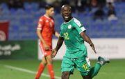 Динамо подпишет хавбека сборной Сенегала U-20 Самбу Диалло