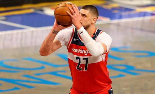 14 очков Лэня не спасли Вашингтон от поражения Детройту