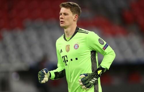 Молодой вратарь Баварии может перейти в Боруссию Дортмунд