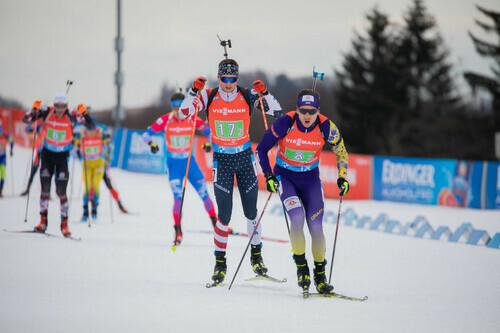 Богдан ЦЫМБАЛ: «Только стартовал, и сразу понял, что гонка закончилась»