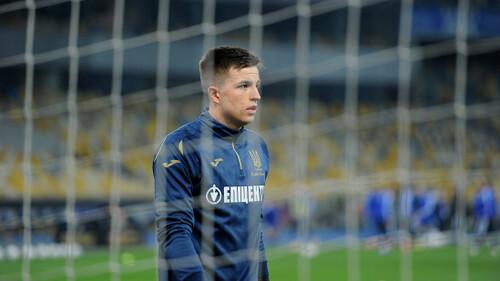 Анатолий ТРУБИН: «В сборной дебютировал. Теперь хочу попасть на Евро»