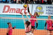 Університет-ШВСМ залишає жіночу волейбольну Суперлігу