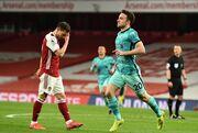 Ливерпуль крупно обыграл Арсенал на Эмирейтс, Диогу Жота забил дважды
