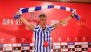 ВИДЕО. Тренер Реала Сосьедад выдал эпичный перфоманс на пресс-конференции