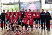 Волейболісти Дніпра завоювали право виступати в чоловічій Суперлізі