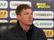 Юрий МАКСИМОВ: «Шахтер не отбирал мячи — мы отдавали»