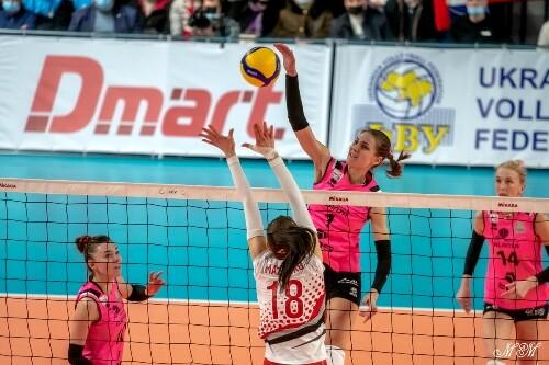 Университет-ШВСМ покидает женскую волейбольную Суперлигу