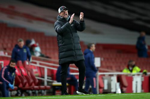ВИДЕО. КЛОПП: «Тактика Арсенала не удивила. Эта победа была необходима»