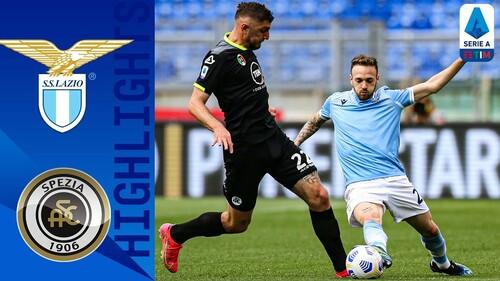 Лацио – Специя – 2:1. Видео голов и обзор матча