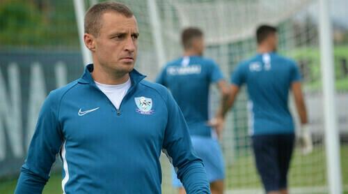 Михайло Кополовець завершив кар'єру футболіста