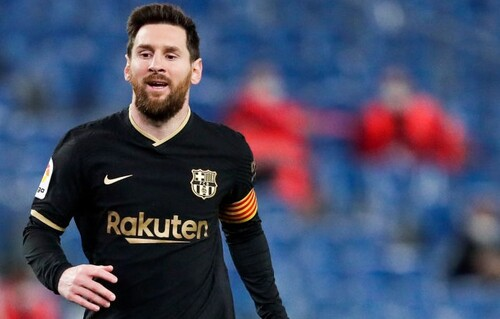 Месси готов вести переговоры по контракту с Барселоной