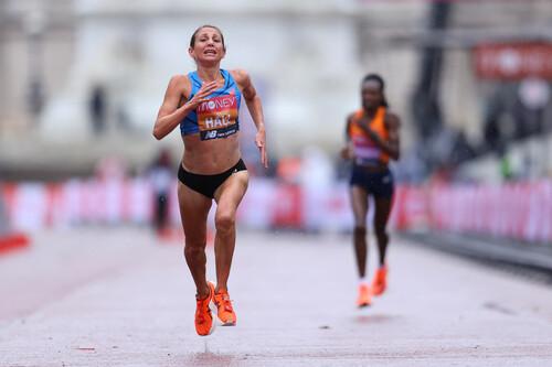 Кенійська легкоатлетка встановила світовий рекорд в напівмарафоні