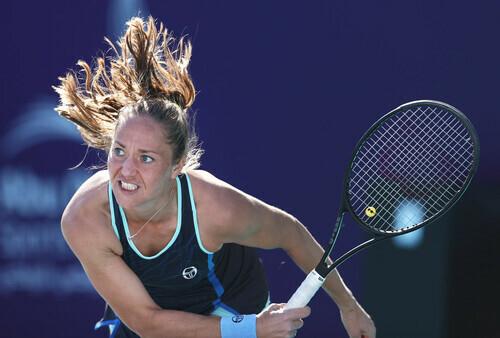 Бондаренко проиграла финал квалификации на турнире в Чарльстоне