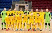 Матчи сборной Украины по футзалу покажут в прямом эфире