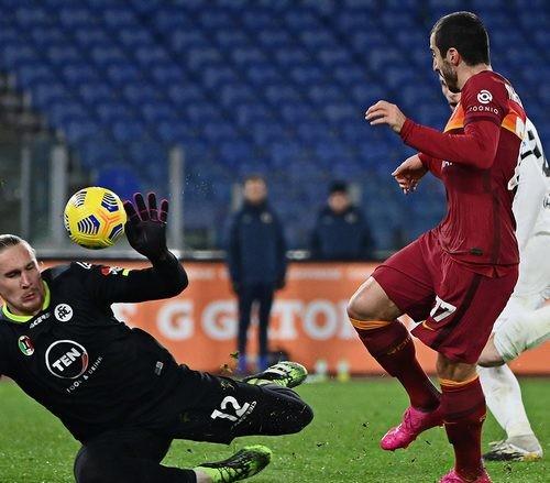 Рома — Спеція — 2:4. Відео голів та огляд матчу