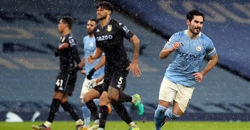 Манчестер Сити — Астон Вилла — 2:0. Видео голов и обзор матча