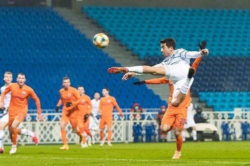 Стало известно, почему де Пена отказался уходить из Динамо