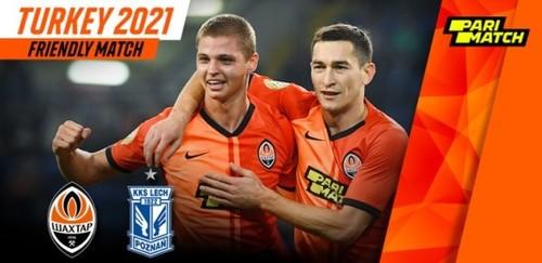 Трубін, Судаков і Коноплянка - в основі Шахтаря на перший матч року