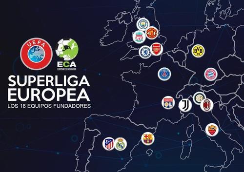 Будуть банити гравців! ФІФА не збирається визнавати Європейську Суперлігу