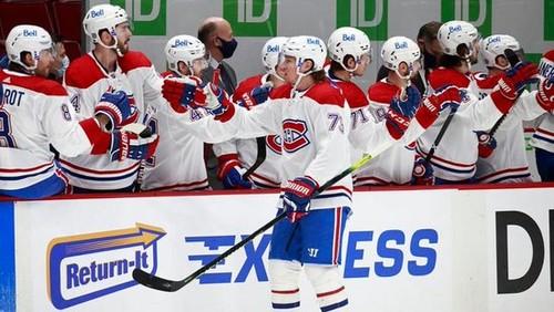 НХЛ. 7 шайб Монреаля, победы Тампы, Виннипега и Бостона