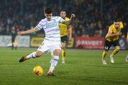 Шапаренко забил 10-й гол в УПЛ