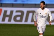 Азар не попал в заявку Реала на матч с Ливерпулем