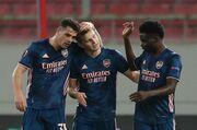 Арсенал - Славія. Прогноз і анонс на матч Ліги Європи
