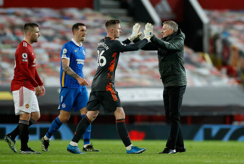 Дьяволы – вторые. Манчестер Юнайтед одержал волевую победу над Брайтоном