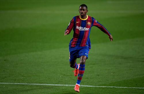Барселона в ближайшее время хочет продлить контракт с Дембеле
