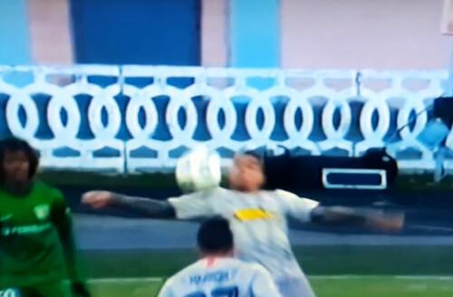 СТУПАР: «Арбитр матча Ворскла - Шахтер допустил явную и очевидную ошибку»