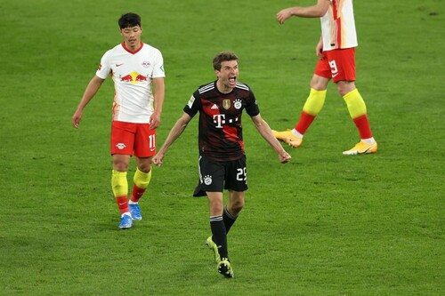РБ Лейпциг – Бавария – 0:1. Видео гола и обзор матча