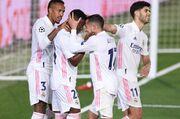 Внушительный задел. Реал повторил счет «киевского» финала против Ливерпуля