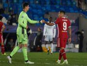 КУРТУА: «Победа над Ливерпулем – хороший знак перед матчем с Барселоной»