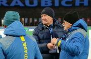 Володимир БРИНЗАК: «Будівництво стадіону в Буковелі йде за планом»