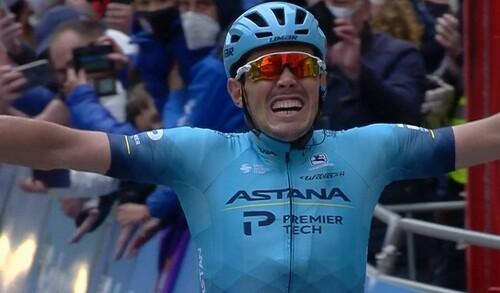 Тур Страны Басков. Аранбуру принес Астане первую победу в сезоне