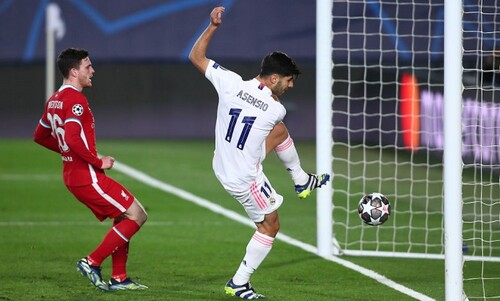 Реал – Ливерпуль. Видео гола Асенсио