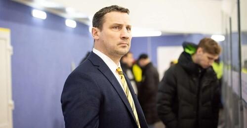 УХЛ. Донбасс во время плей-офф уволил главного тренера