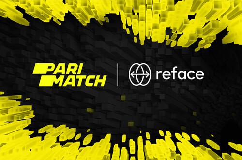 Parimatch оголосив про партнерство з Reface і запустив челлендж