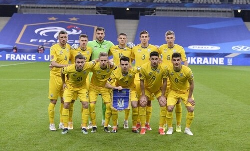 Рейтинг ФИФА. Украина после матчей отбора ЧМ-2022 сохранила свою позицию