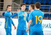Важный шаг к успеху. Сборная Украины по футзалу обыграла Данию