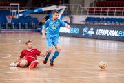 Где смотреть онлайн отборочный матч к Евро-2022 по футзалу Украина - Дания