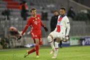 ВИДЕО. Бавария отыграла два мяча. Мюллер сравнял счет ударом головой