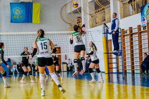 В женской волейбольной Суперлиге будут две команды из Житомира
