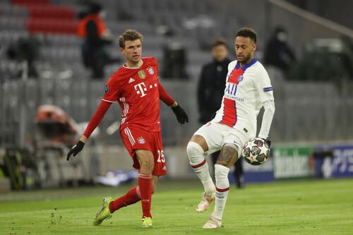 ВІДЕО. Баварія відіграла два м'ячі. Мюллер зрівняв рахунок ударом головою